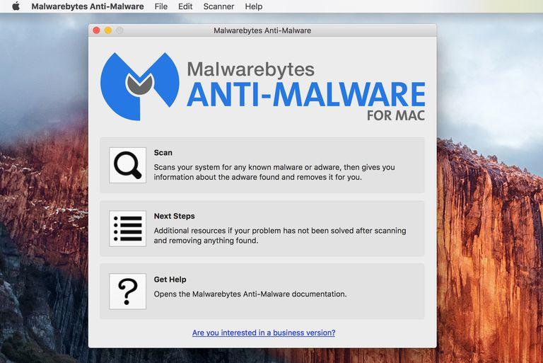 Malwarebytes Anti-Malware for Mac