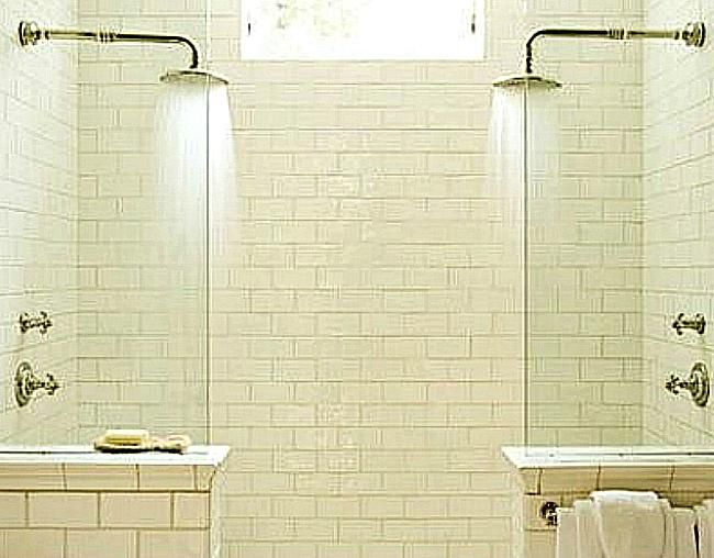 Bathroom Remodel Ideas To Inspire You: 14 Bathrooms With Double Showers