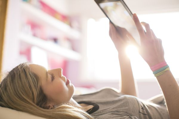 Teach your teen basic media literacy skills.