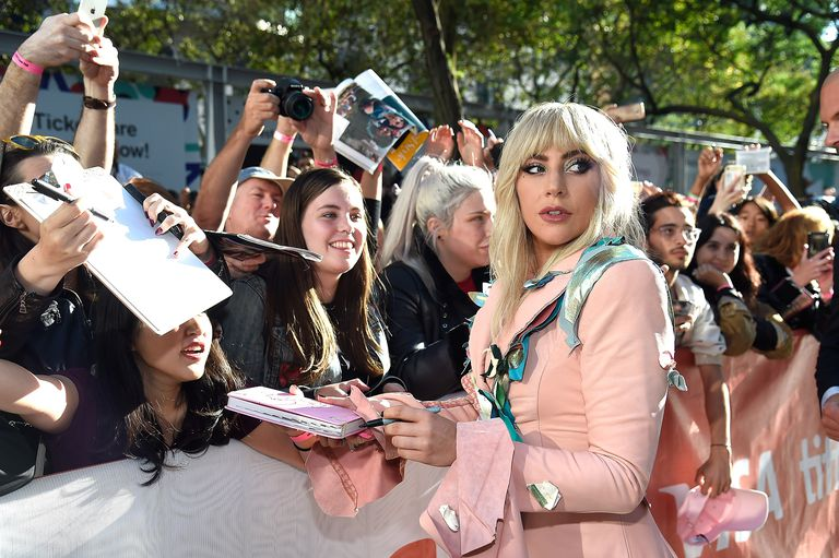 The World Premiere Of Gaga: Five Foot Two' During The Toronto International Film Festival