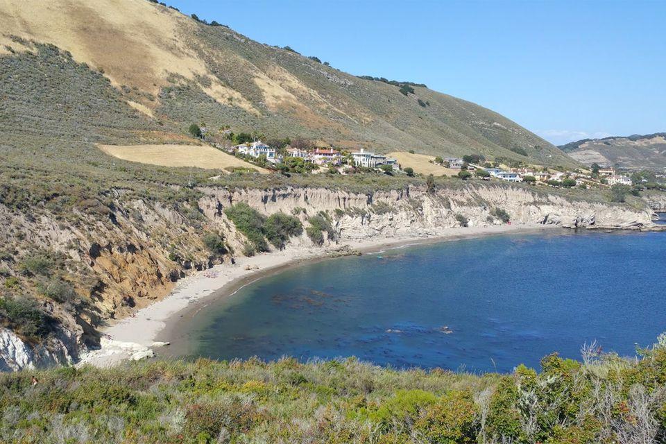 Pirates Cove Nude Beach: San Luis Obispo, California