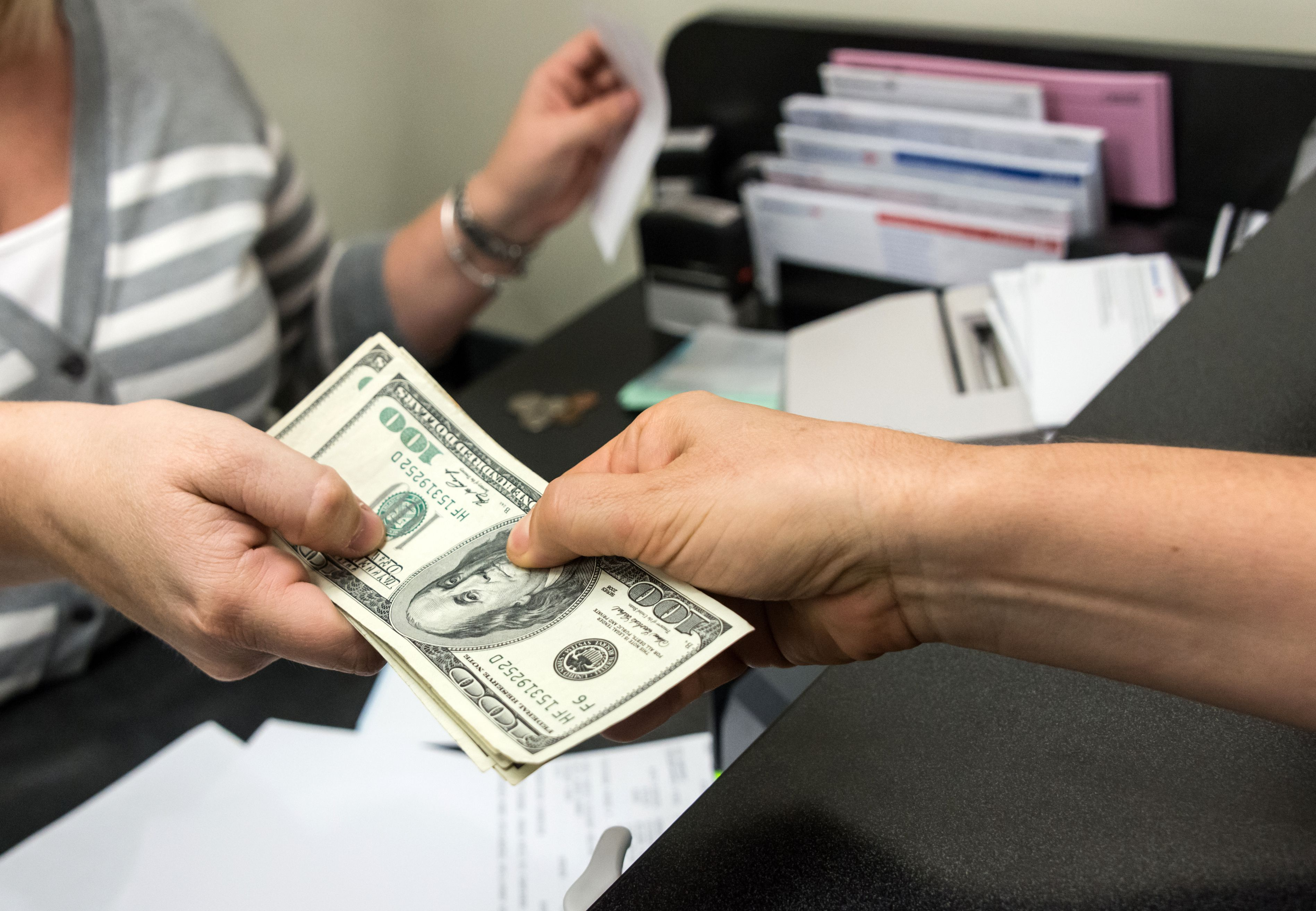 How to cash a check as quickly as possible ccuart Image collections