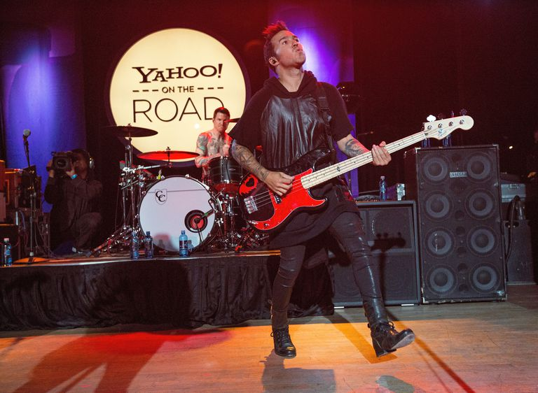 Yahoo! On The Road Featuring Fall Out Boy
