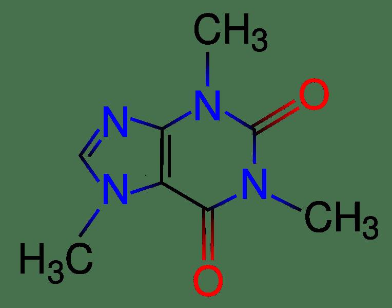 Caffeine is a stimulant drug and mild diuretic.