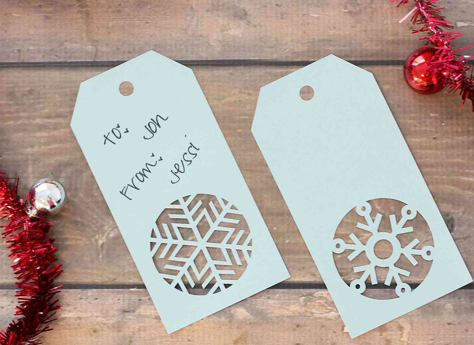 5 Free Printable Gift Tag Templates and Designs