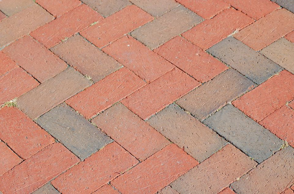Paving Bricks And How To Use Them