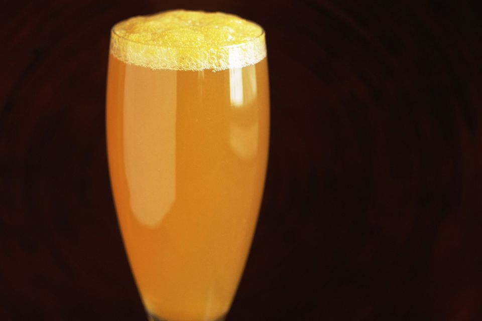 Popular Mimosa Cocktail - Champagne Cocktail Recipes