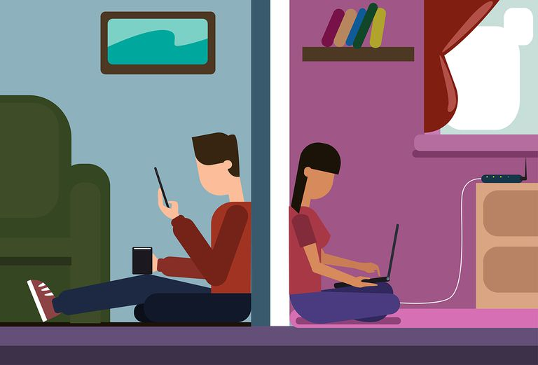 neighbors using wifi