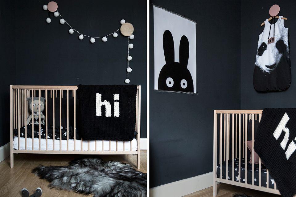 black nursery