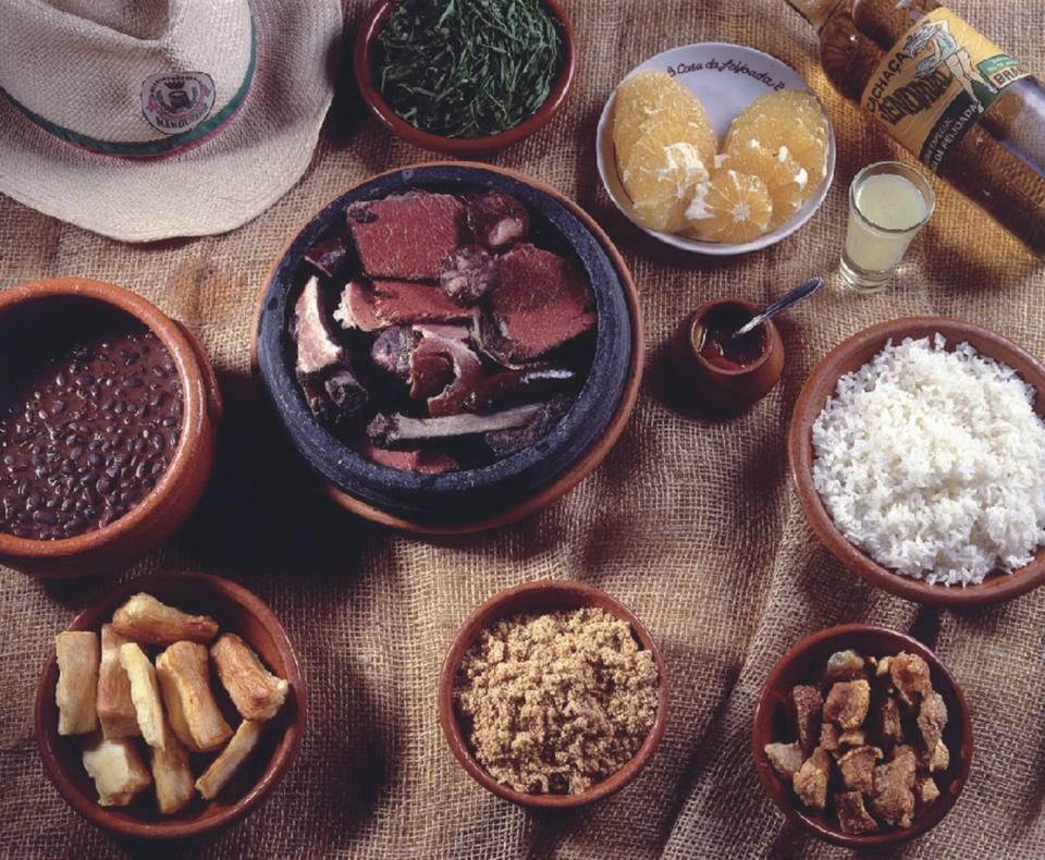 Feijoada, Brazil's national dish
