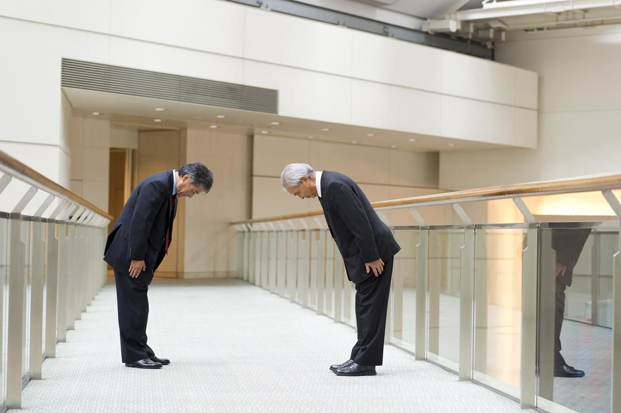 The Facts On How To Bow Properly In Japan