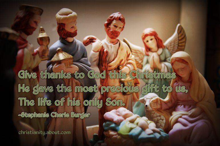 God's Most Precious Gift
