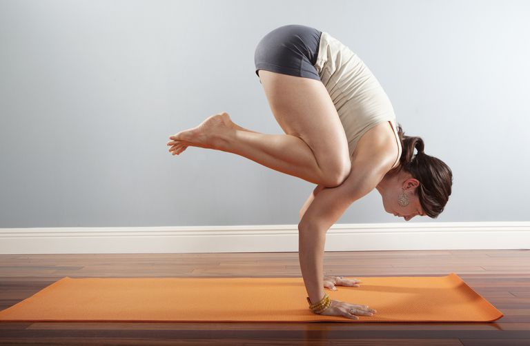 How to Do Crow Pose