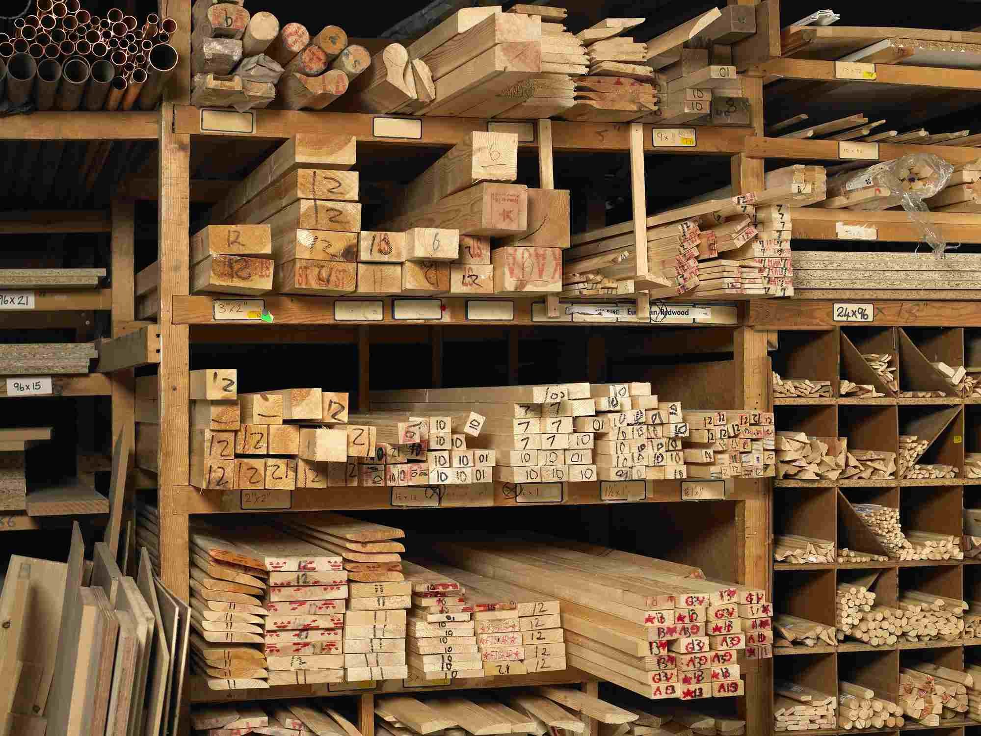 As A Contractor You Need To Be Able Recognize Defects In Lumber Yard Should Cull Damaged Wood Before Shipping It Your Building Site