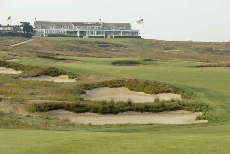 Shinnecock Hills is the site of the 2018 US Open