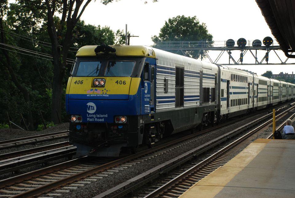 The Long Island Rail Road Train