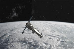 USAF TacSat-2 in Orbit