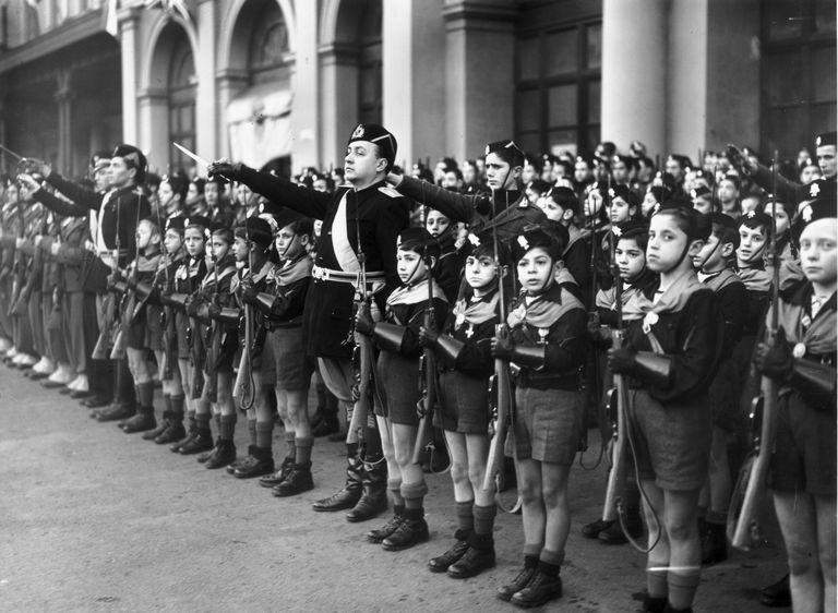 Italian Fascist Youth
