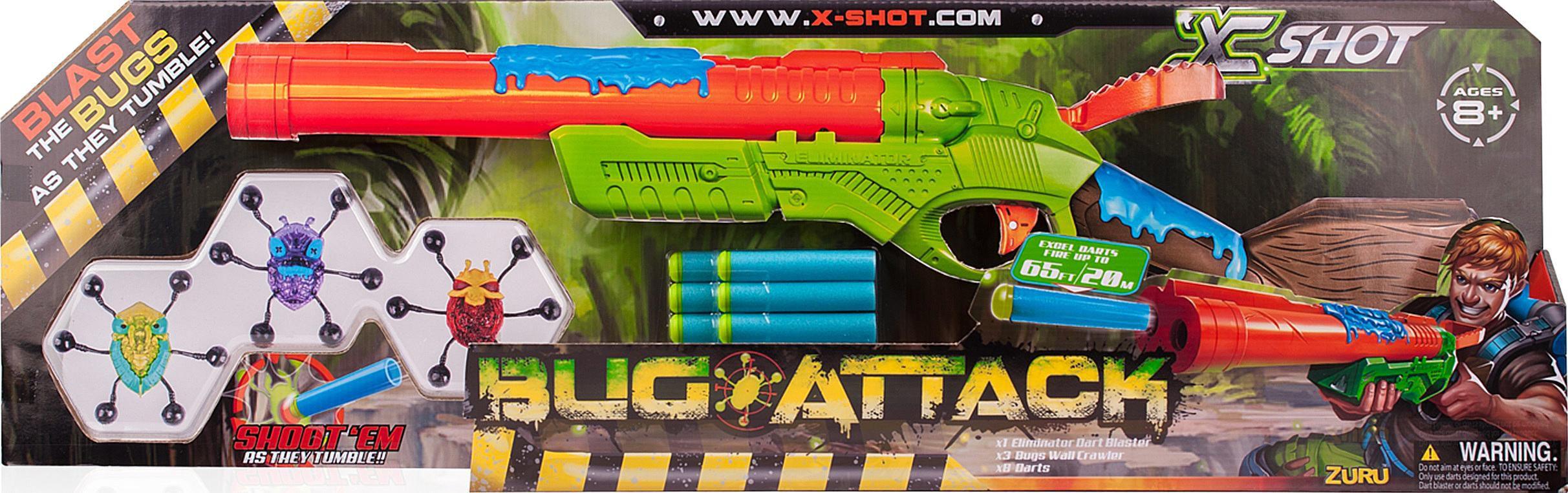 X Shot Bug Attack Eliminator Review