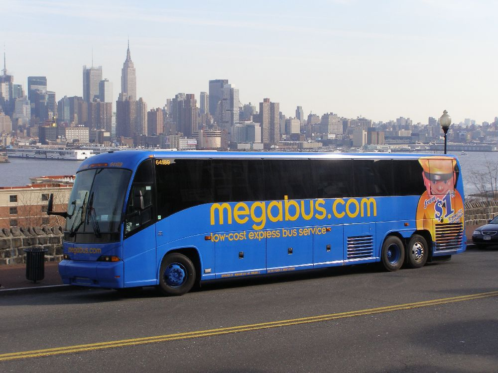 Bus Service From Washington D C To New York City