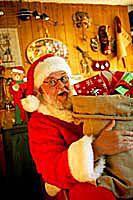 Santa in Milwaukee