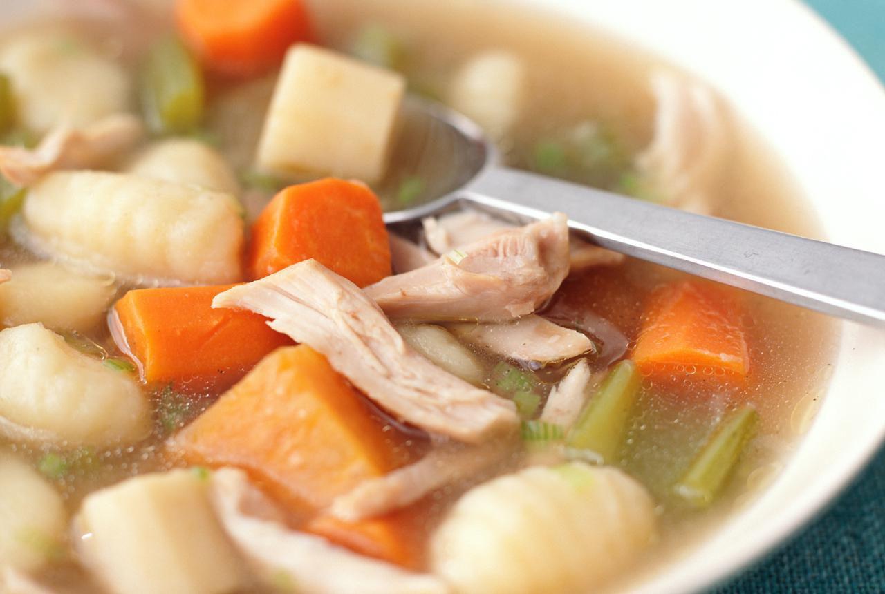 Malaysian Abc Soup Recipe With Chicken Potato And Tomato