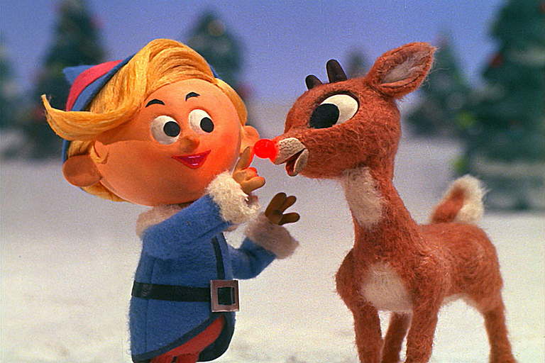 Rudolph and Hermy - Rudolph the Red-Nosed Reindeer