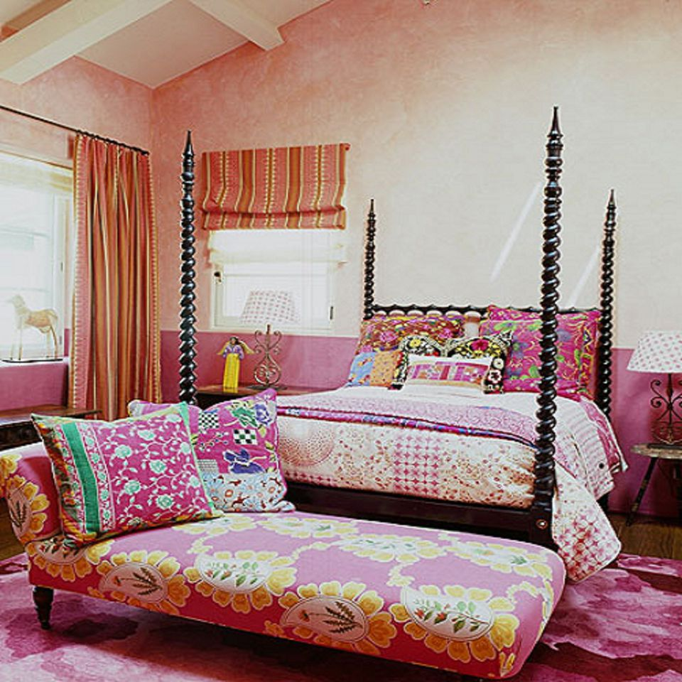 Boho Chic Bedroom: Beautiful Boho Bedroom Decorating Ideas And Photos