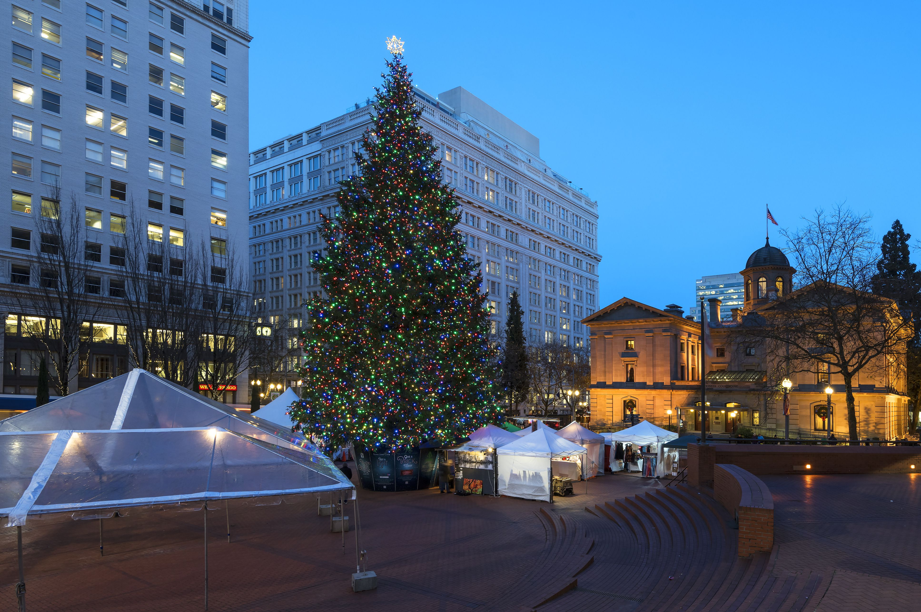 A Guide To The Best Holiday Events In Portland Oregon