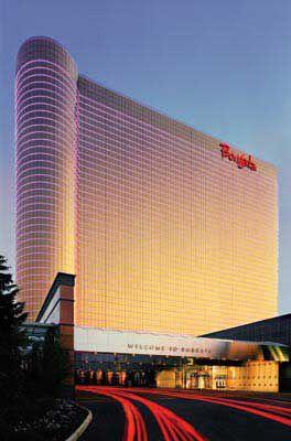 Borgata Casino Hotel in Atlantic City, NJ