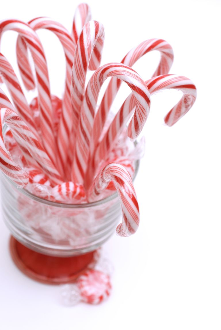 the history behind candy canes