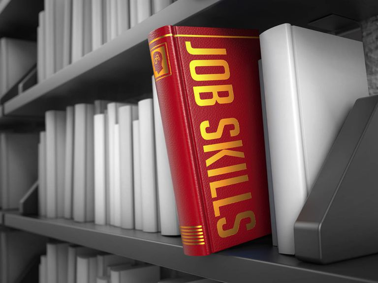 Book of job skills