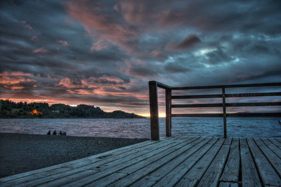 Playa Negra, Chile