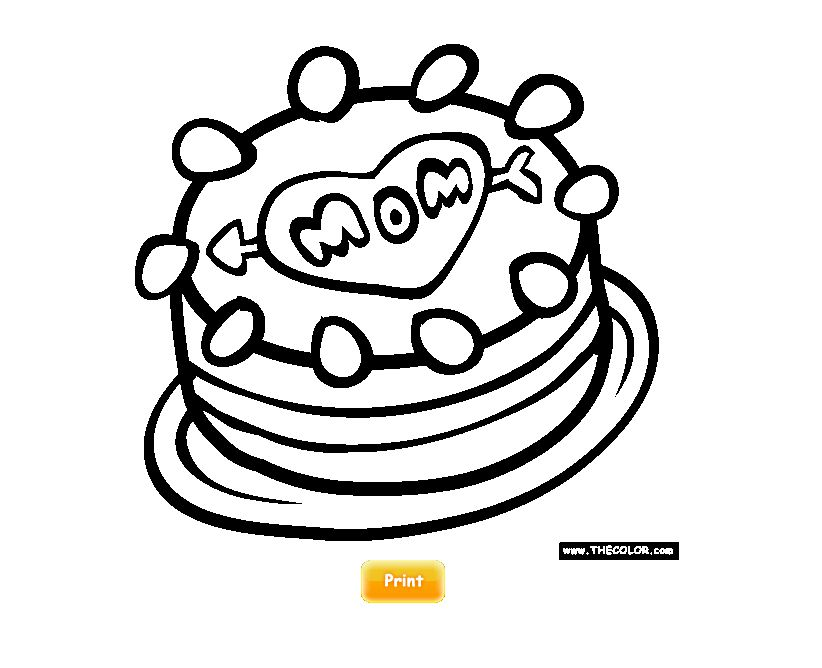 259 Free, Printable Mother\'s Day Coloring Pages