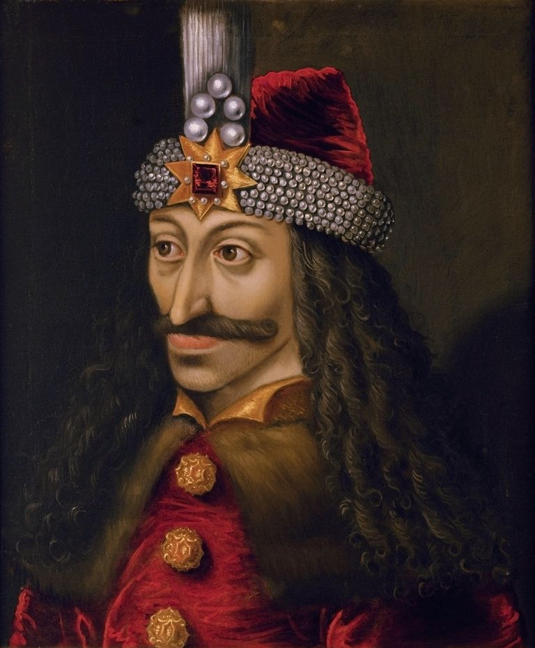 Vlad Ţepeş, the Impaler, Prince of Wallachia (1456-1462) (died 1477)