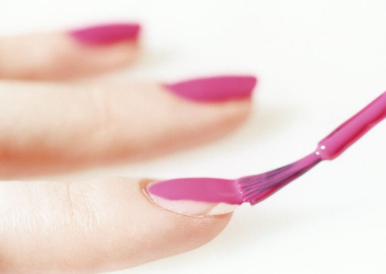 How Quick-Dry Nail Polish Works