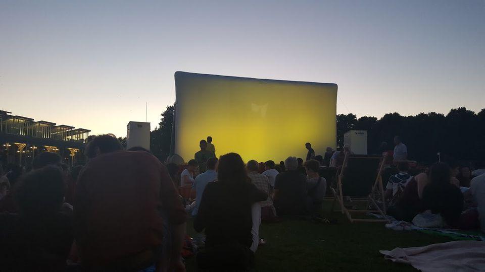 Cinema at La Villette