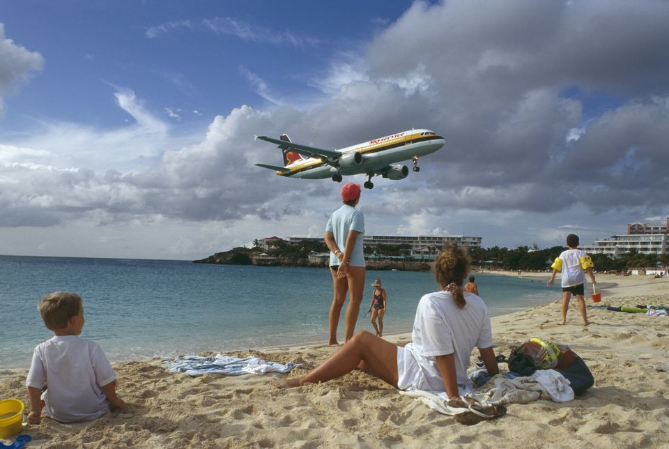 How Long Does It Take To Fly To The Caribbean