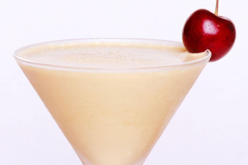 Pink Squirrel Cocktail