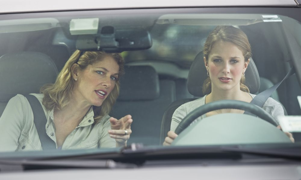 Most parents aren't doing enough to teach teens how to be good drivers.