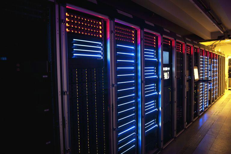 Hi-Tech Data Center