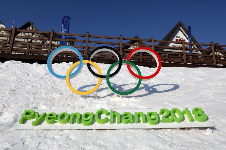 Venues And Townscape Ahead Of PyeongChang 2018 Winter Olympic Games
