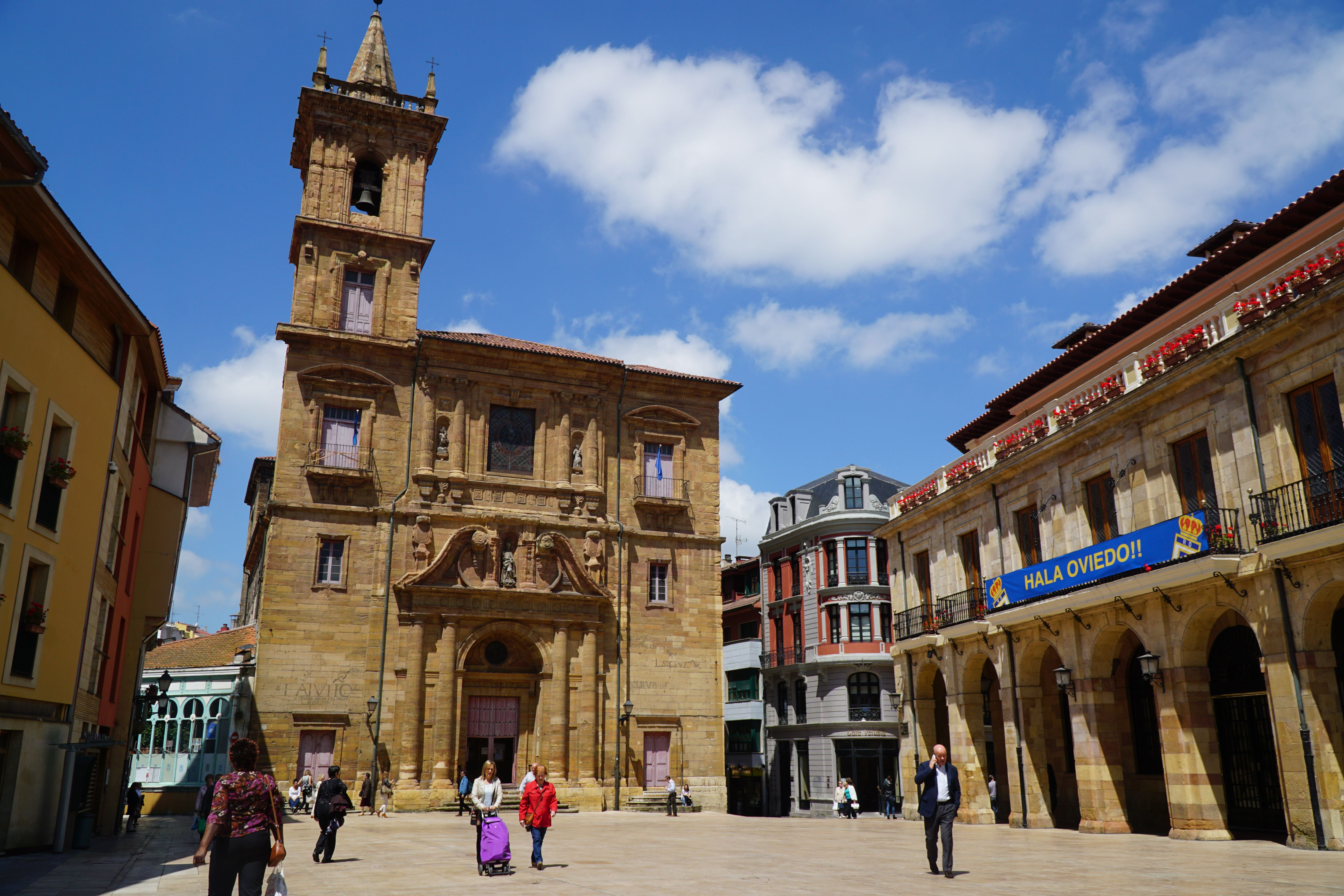 How To Get To Oviedo And What To Do There