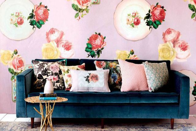15 Non Cheesy Ways To Use Floral Patterns To Spruce Up