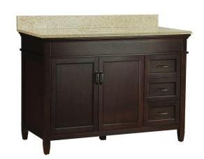 48 Inch Vanity From The Home Depot With Free Shipping