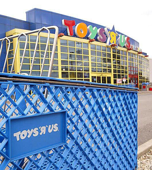 Toys R Us Special Events For Kids - Map to toys r us