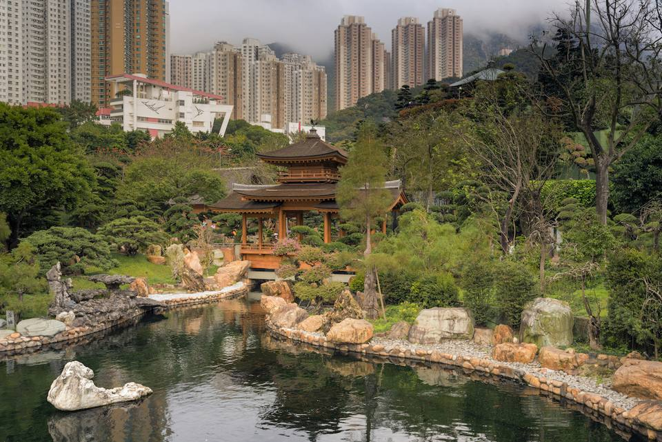 Nan Lian Garden,Diamond Hill, Hong Kong, China