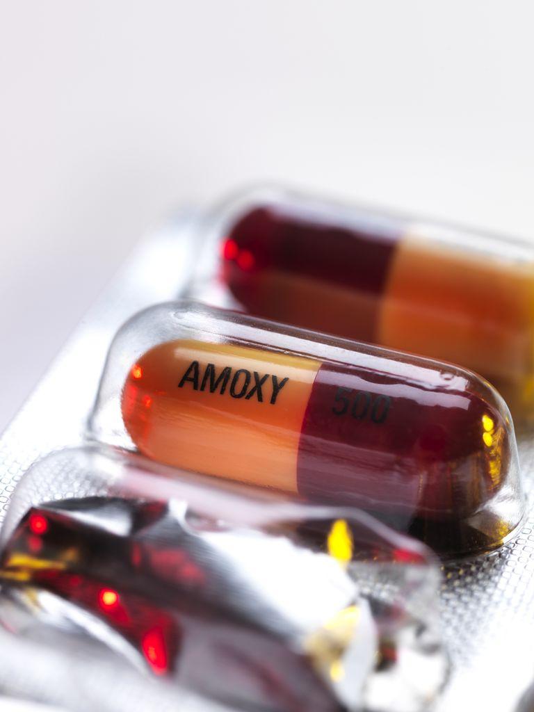 Strep Throat Antibiotics