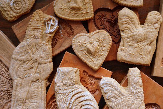 Taai Taai Recipe Traditional Dutch Sinterklaas Cookie