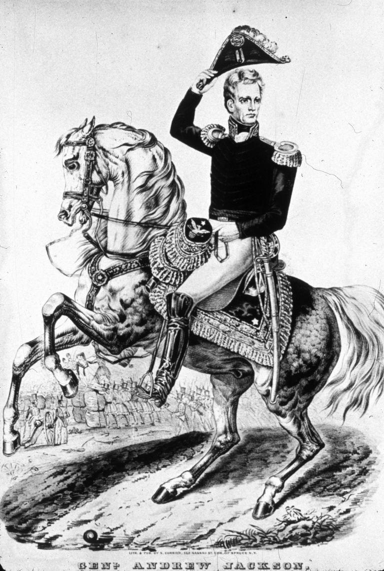 Spoils System Andrew Jackson President Andrew Jackson  Biography
